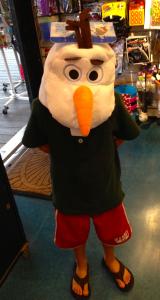 Little Olaf