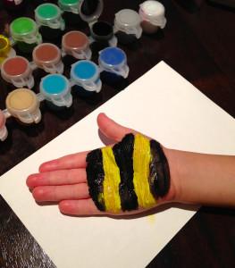 Bienenhand