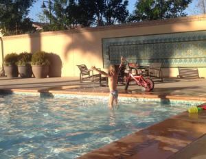 Pool Spaß